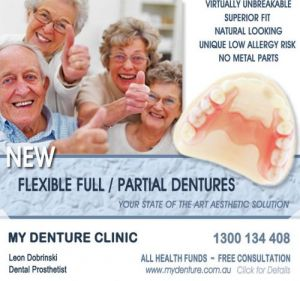 Mydenture Clinic - Dentists Newcastle